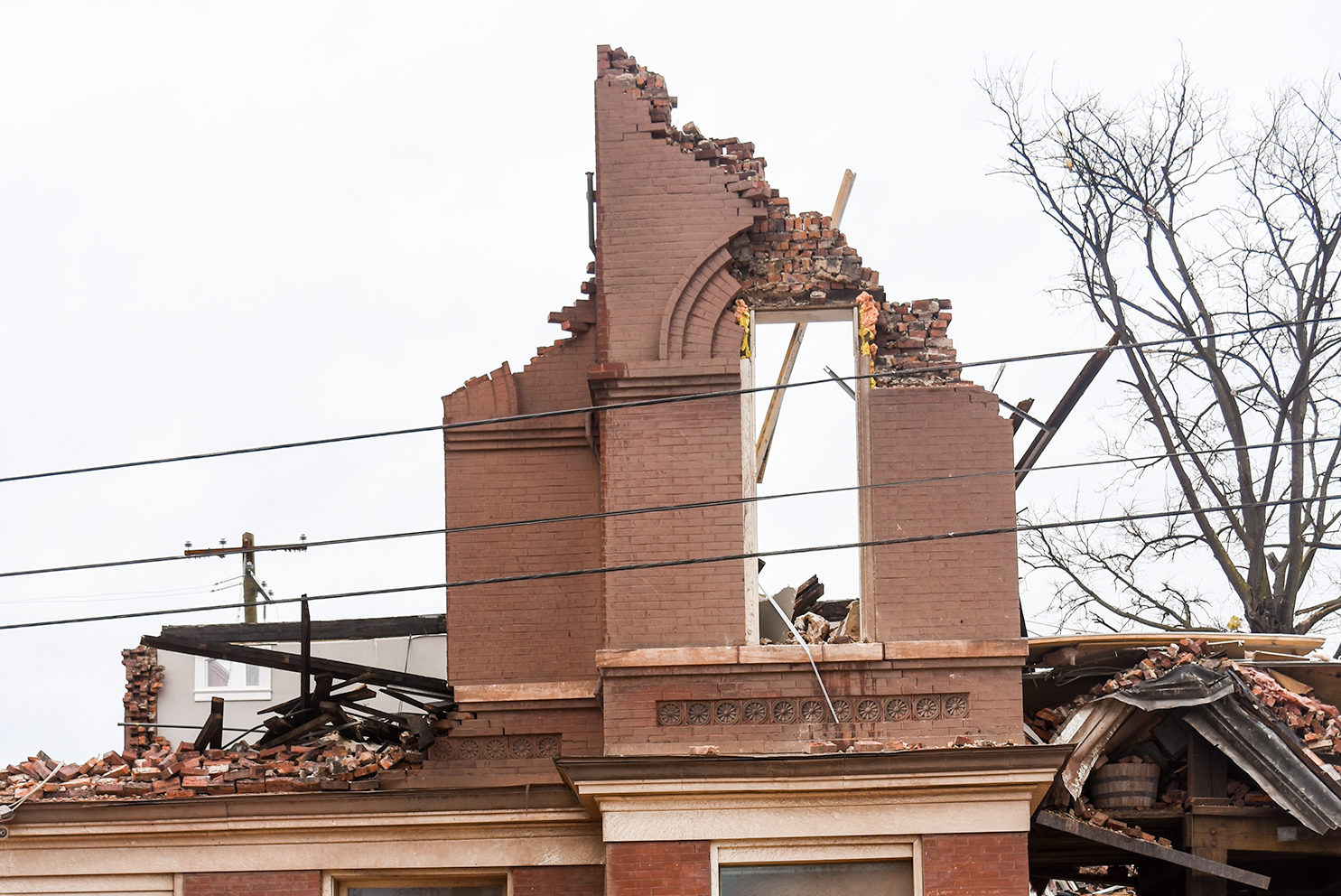 Updates - CFMT Tornado Response