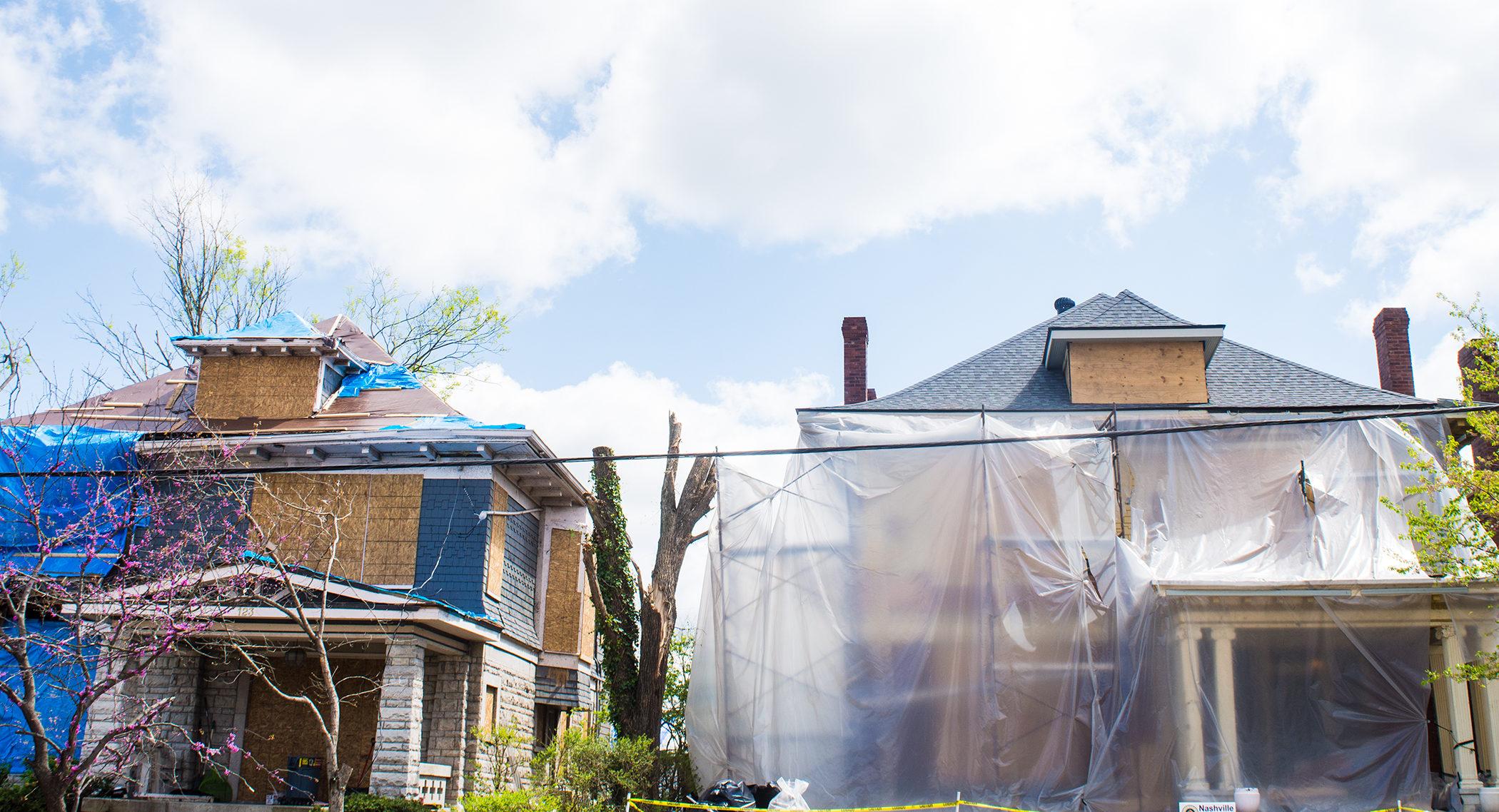Tornado Rebuild