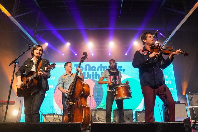 To Nashville, With Love at Music Marathon Works